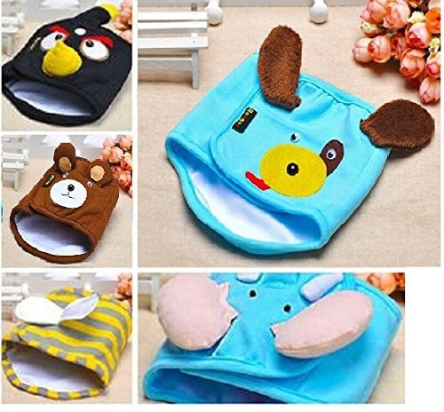 Funnydogclothes Puppy Dog Funny Diaper Belly Band Male Bo