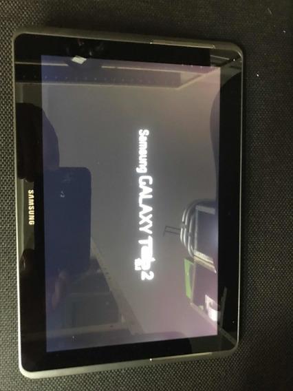 Tela Frontal Samsung Tab 2