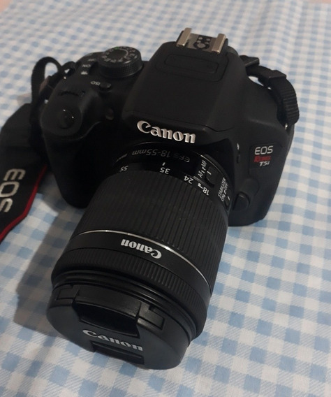 Canon T5i + 18-55mm