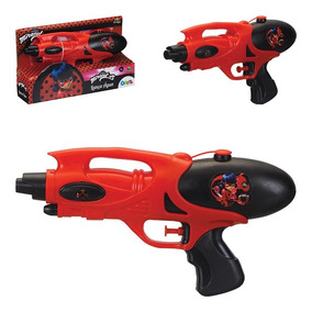 Pistola Lança Água Miraculous Ladybug