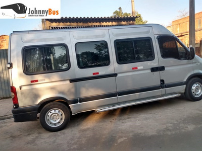 Renault Master 2.5 Dci L3h2 5p - Ano 2012/13 - Johnnybus