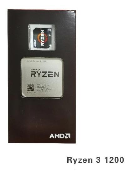 Processador Amd Ryzen 3 1200 Na Caixa ( Novo Sem Cooler )