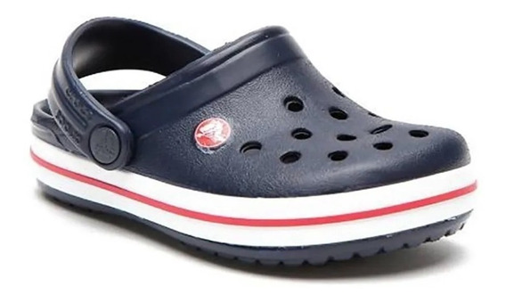 Crocs Crocband Azul - Niños