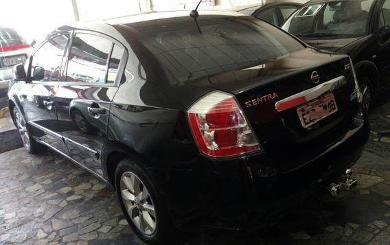 Nissan Sentra S 2.0 Flex Aut.cvt Completo+cou+rds+multi 2012