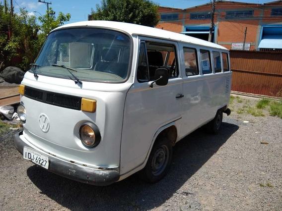 Volkswagen Kombi Mista
