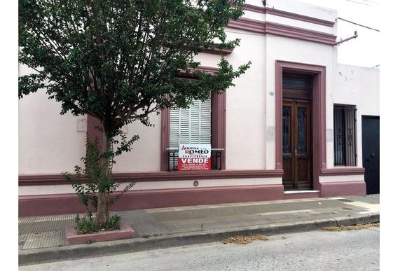 Retasado-venta Casa Céntrica En San Antonio De Areco