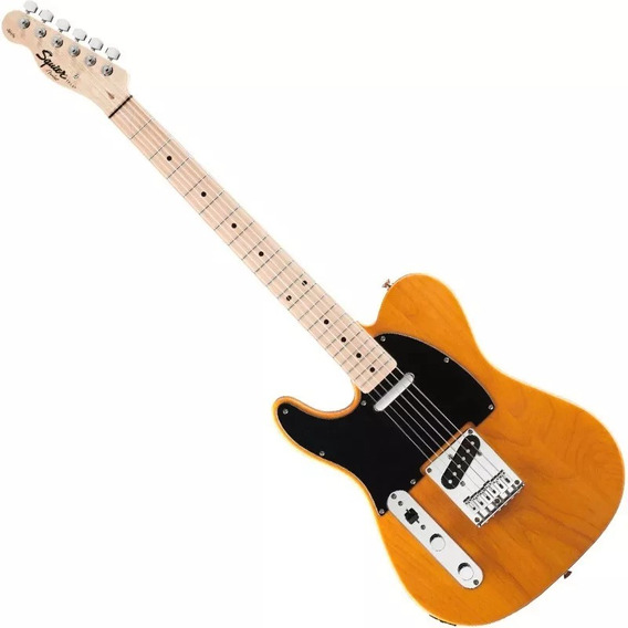 Guitarra Telecaster Canhota Fender Squier Affinity Lh Tele