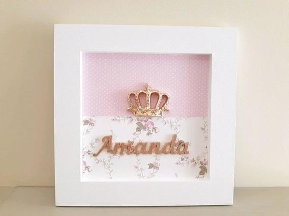 Enfeite De Porta De Maternidade Princesa