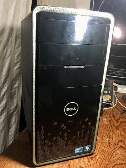 Dell Inspiron 580 Corei3 4 Gb 250gb - Placa Mae Com Problema