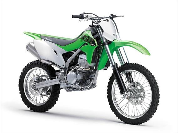 Moto Kawasaki Klx 300 R