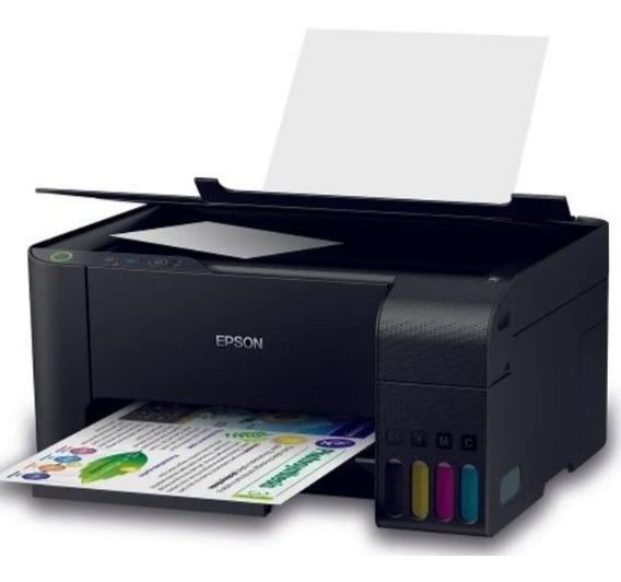 Impresora Multifuncional Epson L3110 Ecotank Sistema Originl