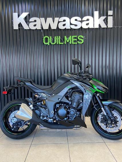 Kawasaki Z1000r (no Yamaha Mt09)