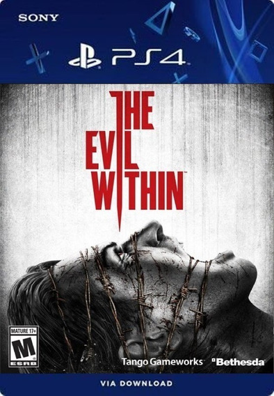 The Evil Within Ps4 /digital /original1