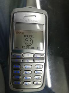 Sony Ericsson T600 Para Telcel Funciona Con Chip 3g Y 4g