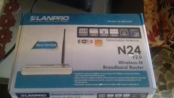 Router Wifi Lanpro Usado