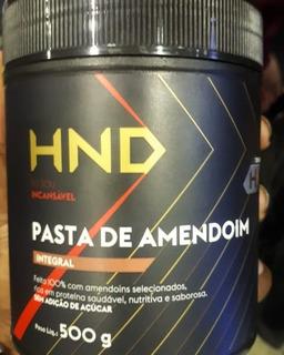 Pasta De Amendoim Hinode 500g Promoção De Lançamento!