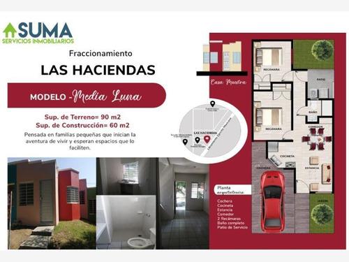 Imagen 1 de 1 de Casa Sola En Venta Las Haciendas