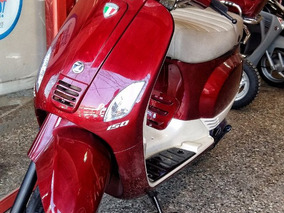 Zanella Styler 150 Exclusive Z3 2017 Scooter Vespa Elite Pcx