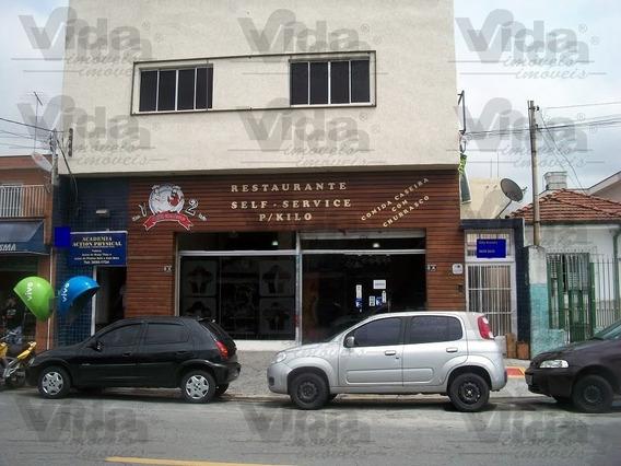 Casa Sobreloja Para Locação Em Km 18 - Osasco - 30544