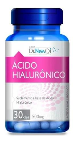 Acido Hialuronico 30 Capsulas 500mg - Upnutri
