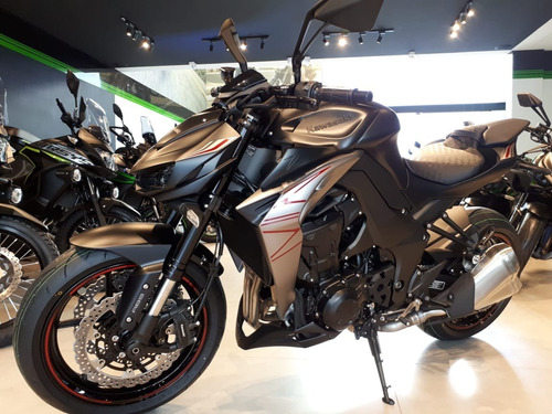Kawasaki Z1000 Abs 2021 - 0km - Pronta Entrega