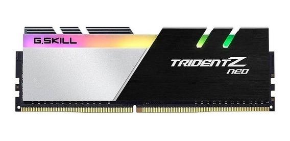 Memória RAM 32 GB 2x16GB G.SKILL F4-3600C18D-32GTZN