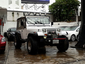 Jeep Wrangler S 1993 4cil Std 4x4 Winch Cd Aa