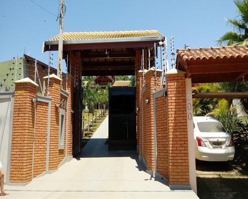 Belíssima Chácara Em Bairro Tranquilo De Salto - Ch00052 - 68770602