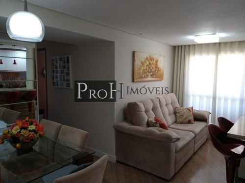 Imagem 1 de 15 de Apartamento Para Venda Em Santo André, Vila Alpina, 2 Dormitórios, 1 Suíte, 2 Banheiros, 1 Vaga - Rescapdea