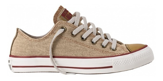 Converse All Star Baja Lino Del 35 Al 45