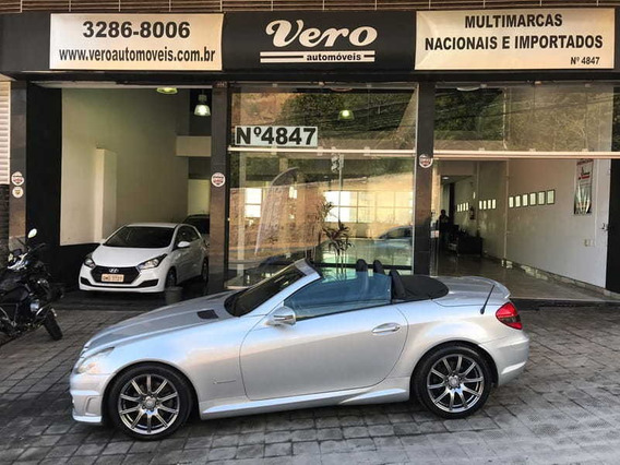 Mercedes-benz Slk 200 Kompressor 1.8 2p 2010
