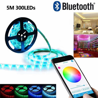 Tira Led Glückluz Tiras Luces Led Rgb Bluetooth Luces Tira L