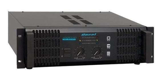 Amplificador De Potência Oneal Op 8500
