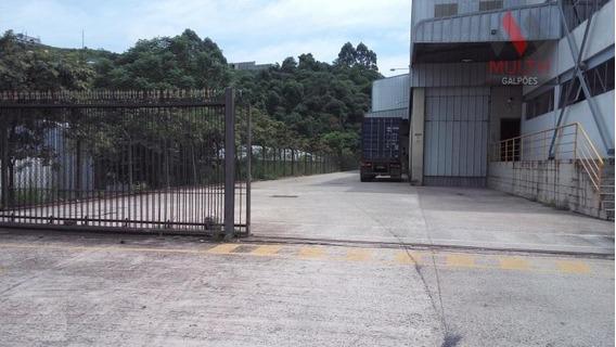 Galpão Industrial Para Locação, Polo Industrial, Itapevi. - Ga0236 - Ga0236