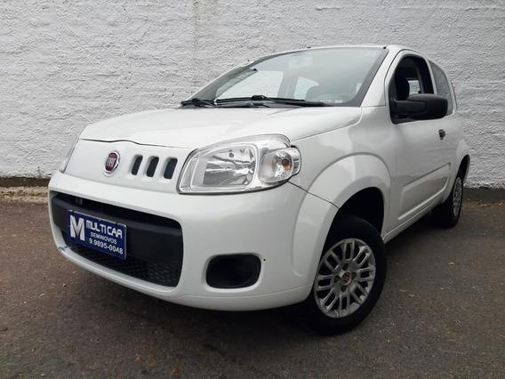 Fiat Uno 1.0 Evo Vivace 8v Flex 2p Manual 2014/2014