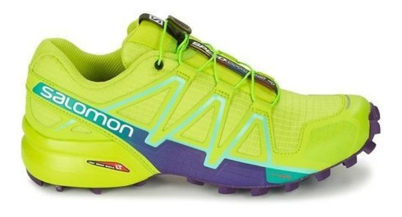 Zapatilla Salomon Speedcross 4 Running 399700
