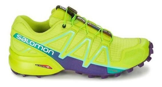 Zapatilla Salomon Speedcross 4 Running 399700