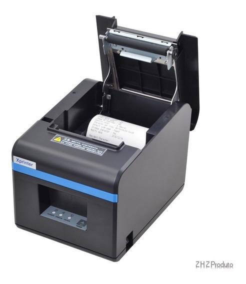 Impressora Termica Nao Fiscal / Serrilha Usb E Serial 80mm