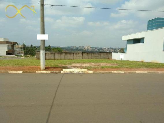 Terreno À Venda, 403 M² Por R$ 226.000,00 - Condomínio Terras Do Fontanário - Paulínia/sp - Te0552