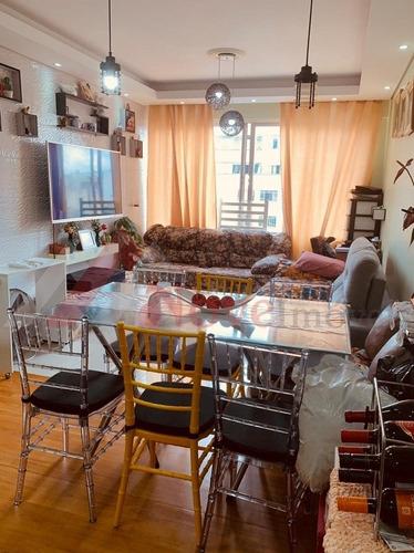Imagem 1 de 13 de Apartamento Para Venda, 2 Dormitórios, Bela Vista - São Paulo - 1482