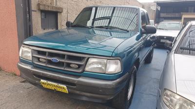 Ford Ranger Xlt 3.0 Cabine Estendida Ano 94 Montanha Automov