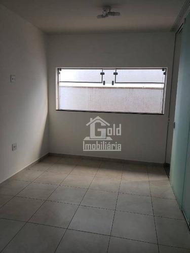 Imagem 1 de 7 de Sala Para Alugar, 12 M² Por R$ 780/mês - Jardim Irajá - Ribeirão Preto/sp - Sa0312