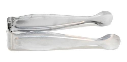 Set X 6 Pinzas Para Masas O Facturas Acero Inox 15,5cm