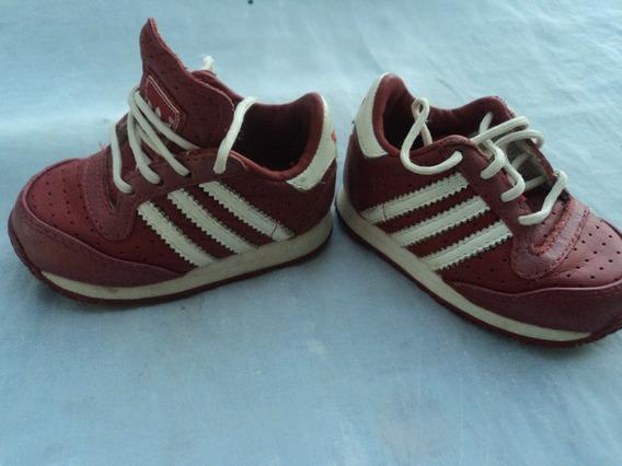 Zapatos De Niño Marca adidas Talla 19