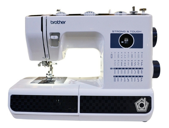 Máquina De Coser Brother St371hd - Trabajo Pesado