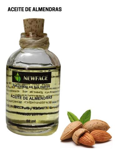 Aceite De Almendras Puro Y Nat X 50ml