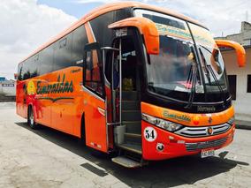 Vendo Bus Interprovincial Año 2016
