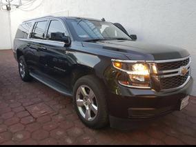 Chevrolet Suburban 5.4 Lt Piel Cubo Blindada 3 Plus