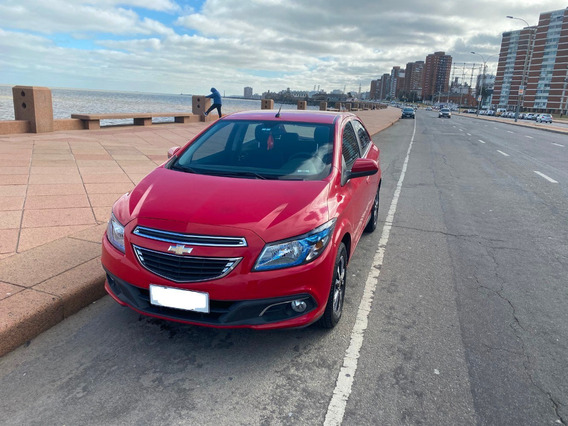 Chevrolet Onix Ltz 2014 Pocos Kms
