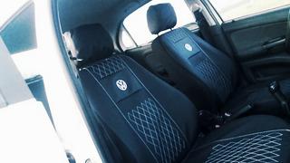 Capa Couro Ecológico Para O Polo Sedan E Hatch+brinde